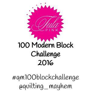 Tula Pink 100 Block Challenge